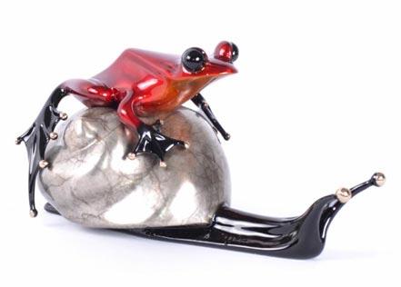 frogman escargo