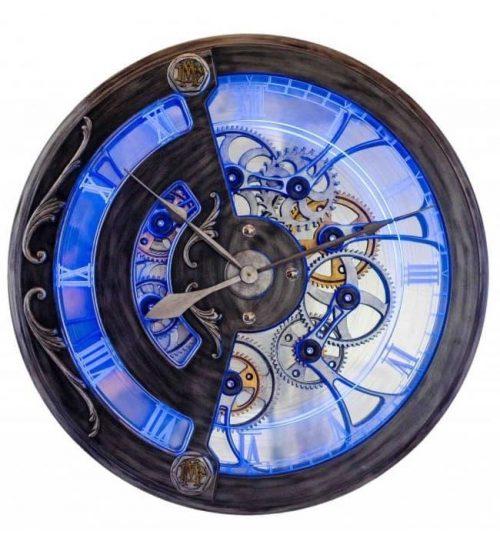dale mathis behal clock gun metal