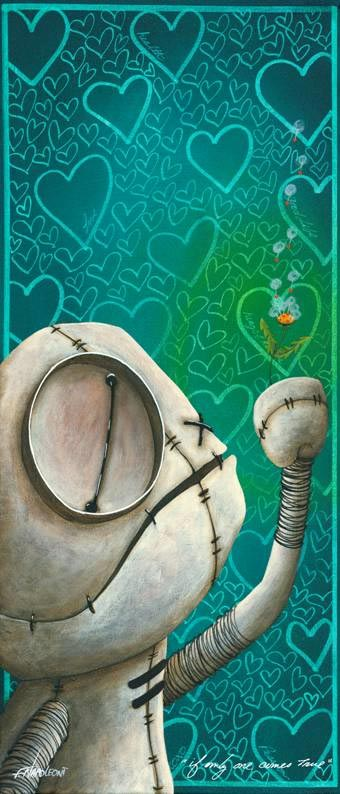 fabio napoleoni if only one comes true
