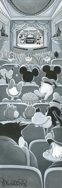disney a night at the theatre