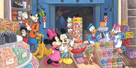 disney candy store