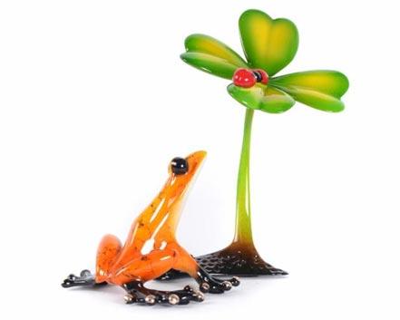 frogman beginners luck