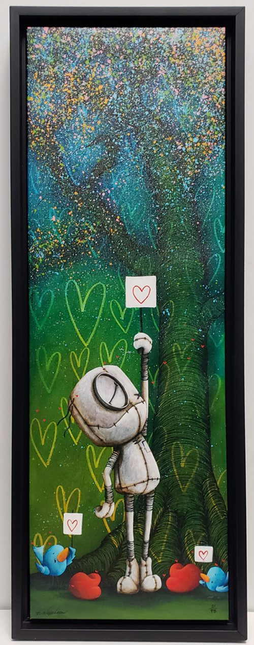 if you don't stand for framed 9979 by fabio napoleoni