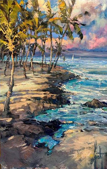 steve quartly paradise morning