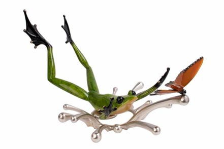 frogman splashdown