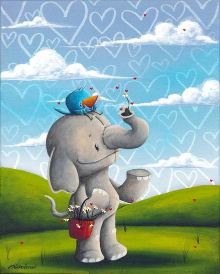 fabio napoleoni beauty comes from inside