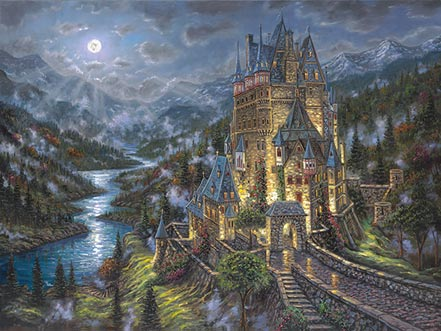 robert finale moon over eltz castle