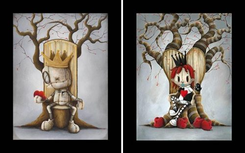 fabio napoleoni king of hearts queen of broken hearts