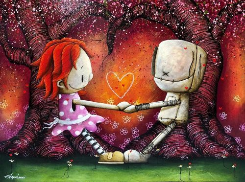 fabio napoleoni together forever & ever