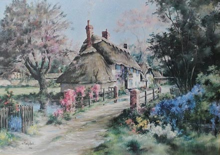 marty bell rodway cottage