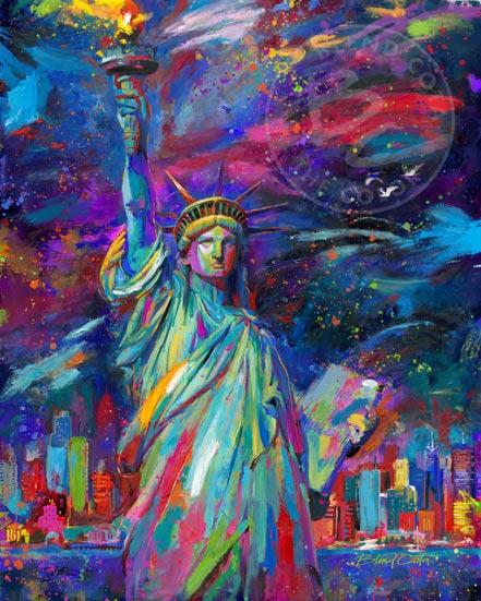 blend cota vive la liberte