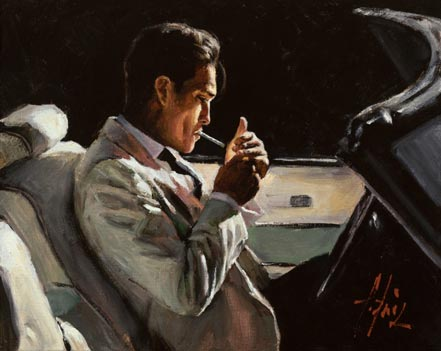 fabian perez late ride iii