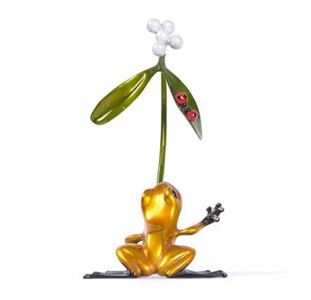 frogman mistletoe