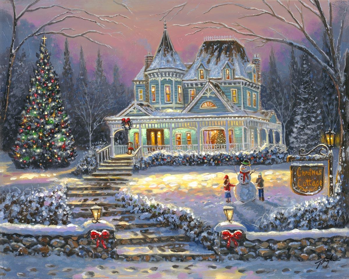 robert finale christmas cottage