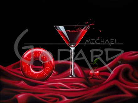 michael godard love is a life-savor