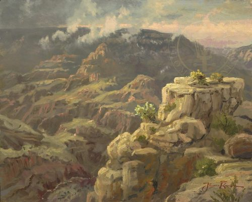 thomas kinkade the grand canyon
