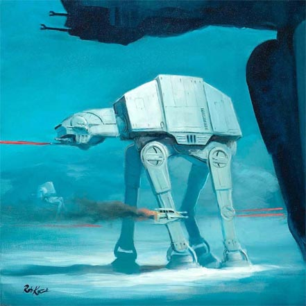 rob kaz imperial walker