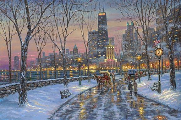 robert finale chicago skyline