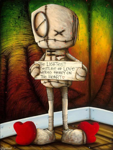 fabio napoleoni if your mind begins to doubt