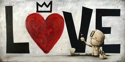 fabio napoleoni love one love all