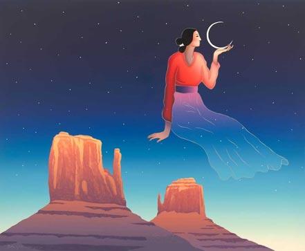 gorman daughter of the moon