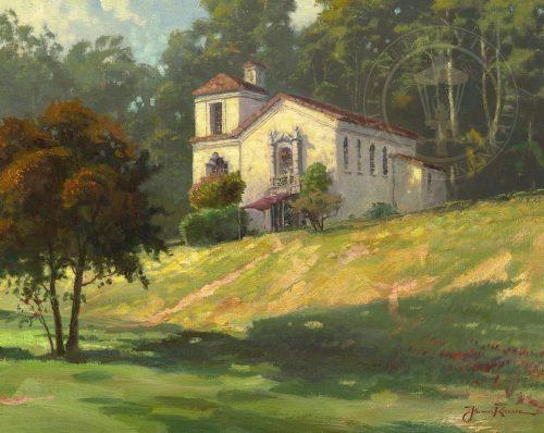 thomas kinkade san francisco the presidio