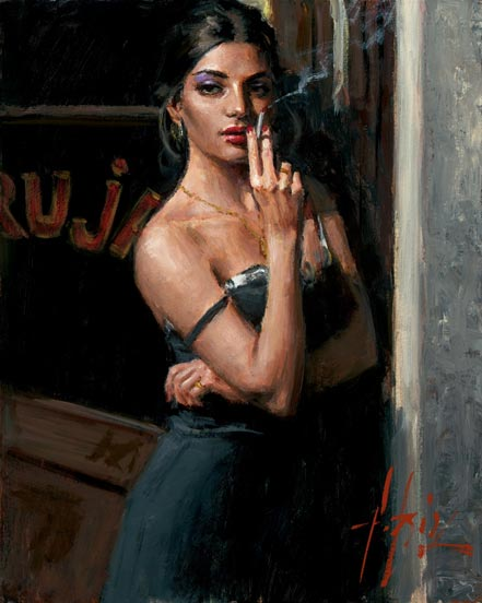 fabian perez at the door vii