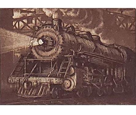 fitzgerald night train