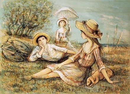 jacques lalande summer romance