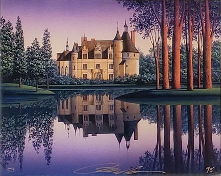 jim buckels castle on the water