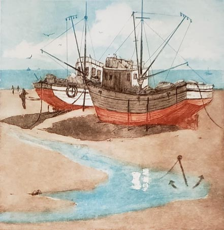 lupe chown shrimp boats