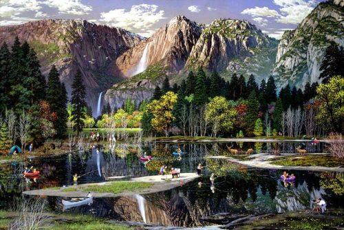 alexander chen yosemite falls