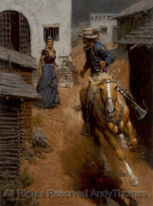 andy thomas mustang gray and the belle of monterey