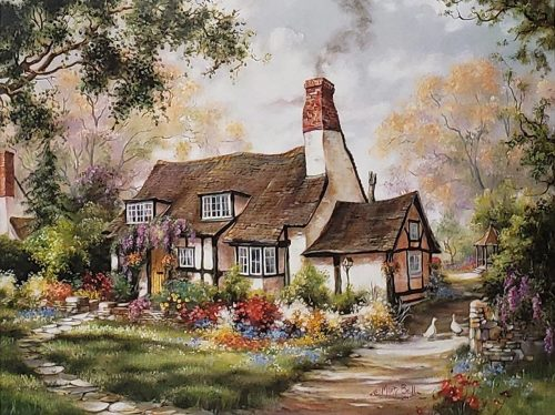 marty bell welford cottage