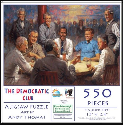andy thomas the democratic club