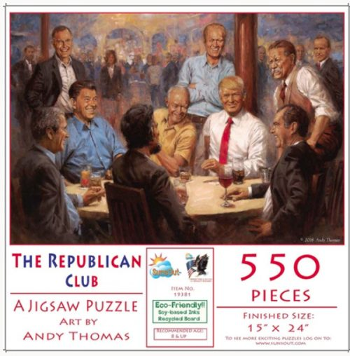 andy thomas the republican club