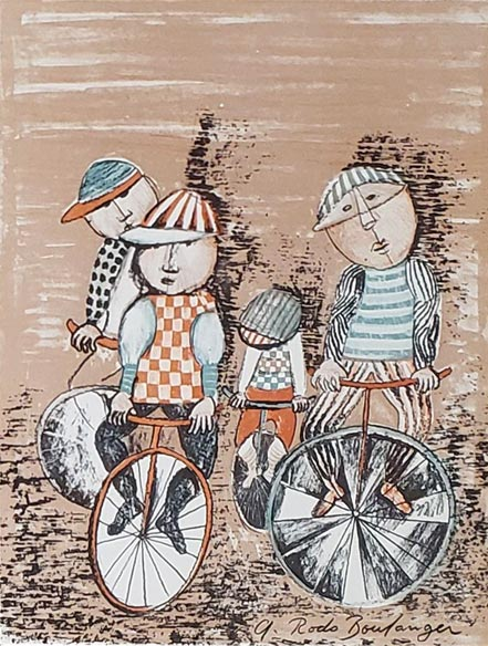boulanger cyclists
