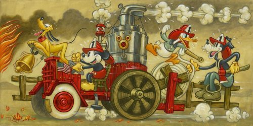disney mickey's fire brigade