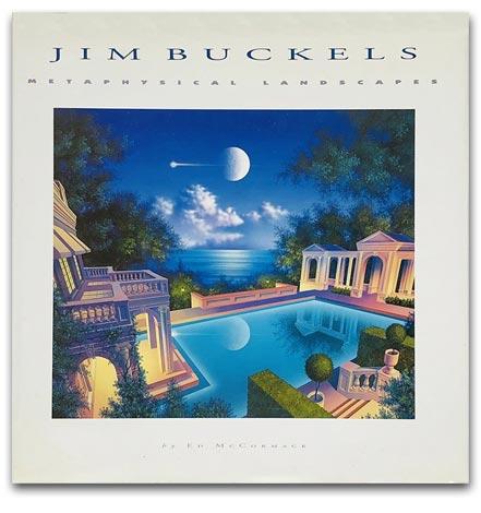 jim buckels metaphysical landscapes book