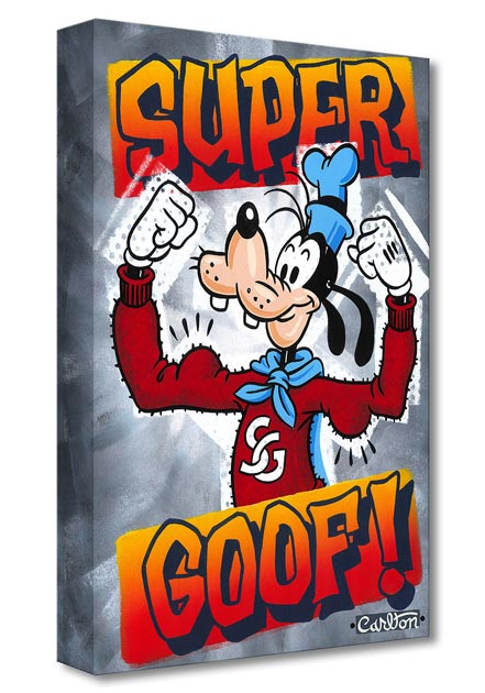 disney super goof