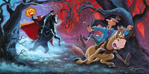disney the witching hour