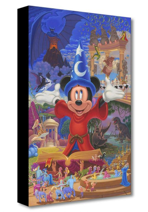 disney story of music and magic