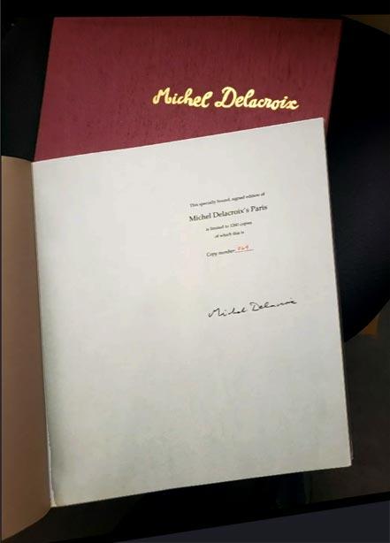 michele delacroix paris book