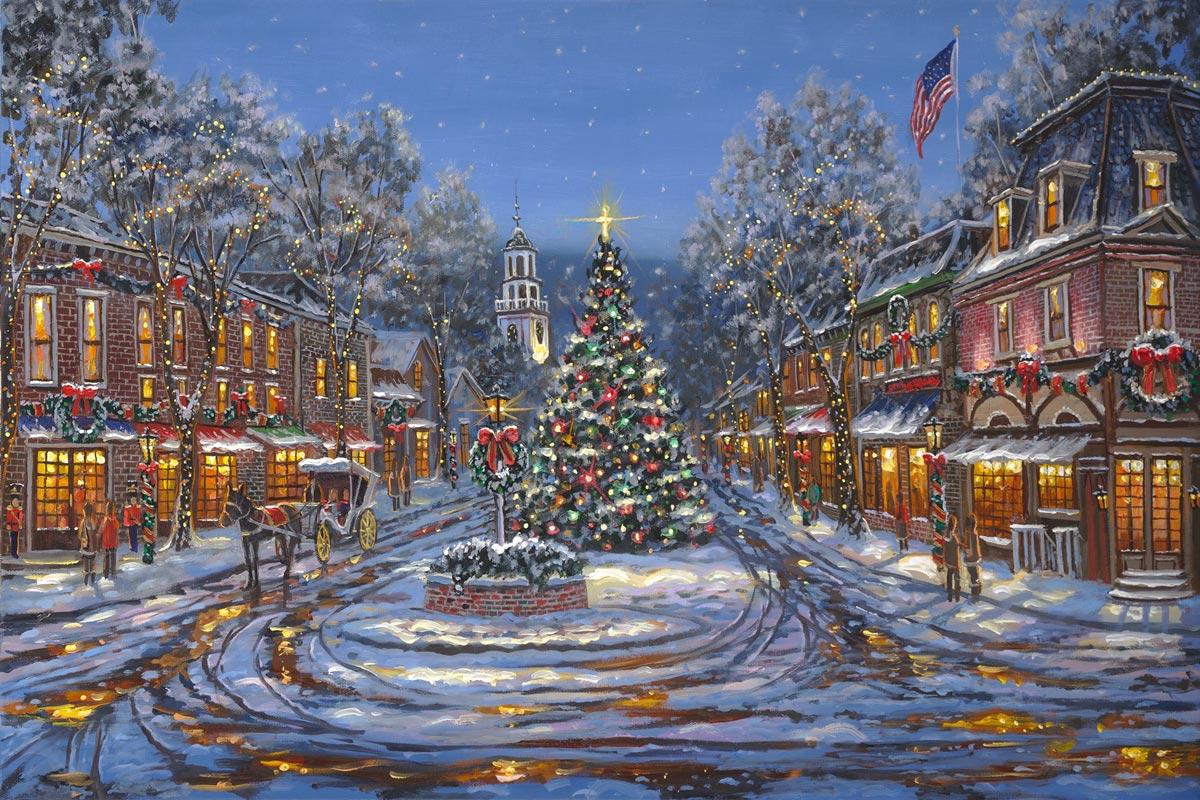 robert finale christmas in vermont