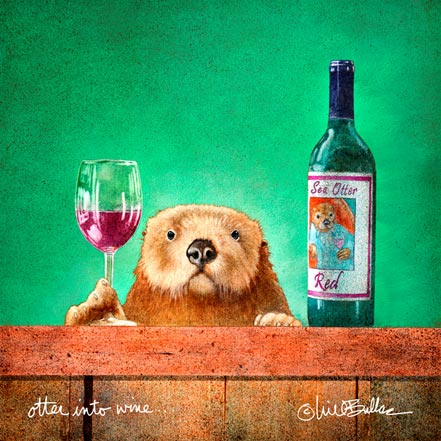 willl bullas otter into wine
