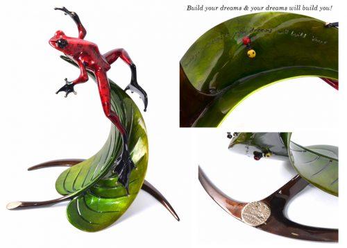 frogman zenith