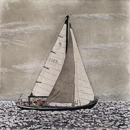 caroll collette moonlight sail