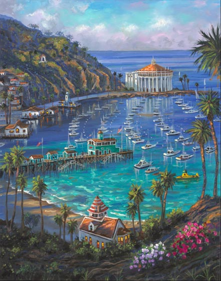 robert finale catalina sunrise