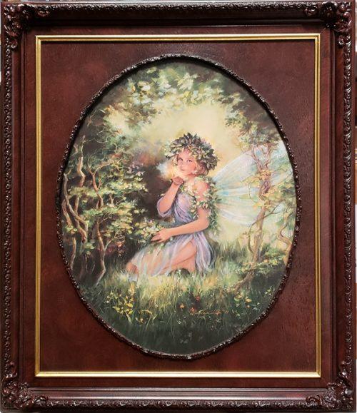 fairy-kisses-16x20-framed