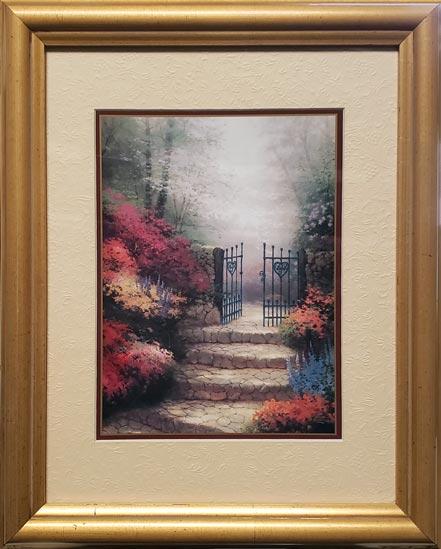 thomas kinkade garden of promise